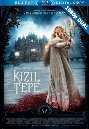 Kızıl Tepe – Crimson Peak 2015 BluRay 1080p x264 DuaL TR-EN – Tek Link