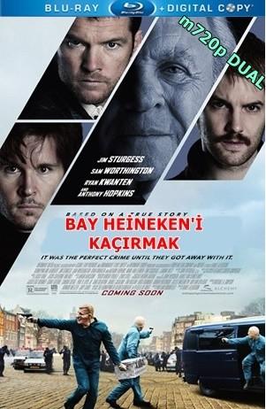 Bay Heineken'i Kaçırmak - Kidnapping Mr. Heineken | 2015 | m720p x264 | DuaL TR-EN - Tek Link