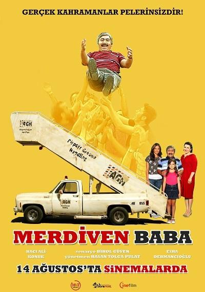 Merdiven Baba 2015 ( DVDRip XviD ) Yerli Film - Tek Link