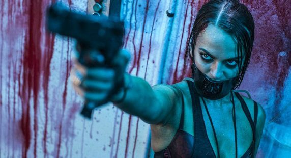 Ölüm Yolu - Wyrmwood 2014 BRRip XviD Türkçe Dublaj Film İndir