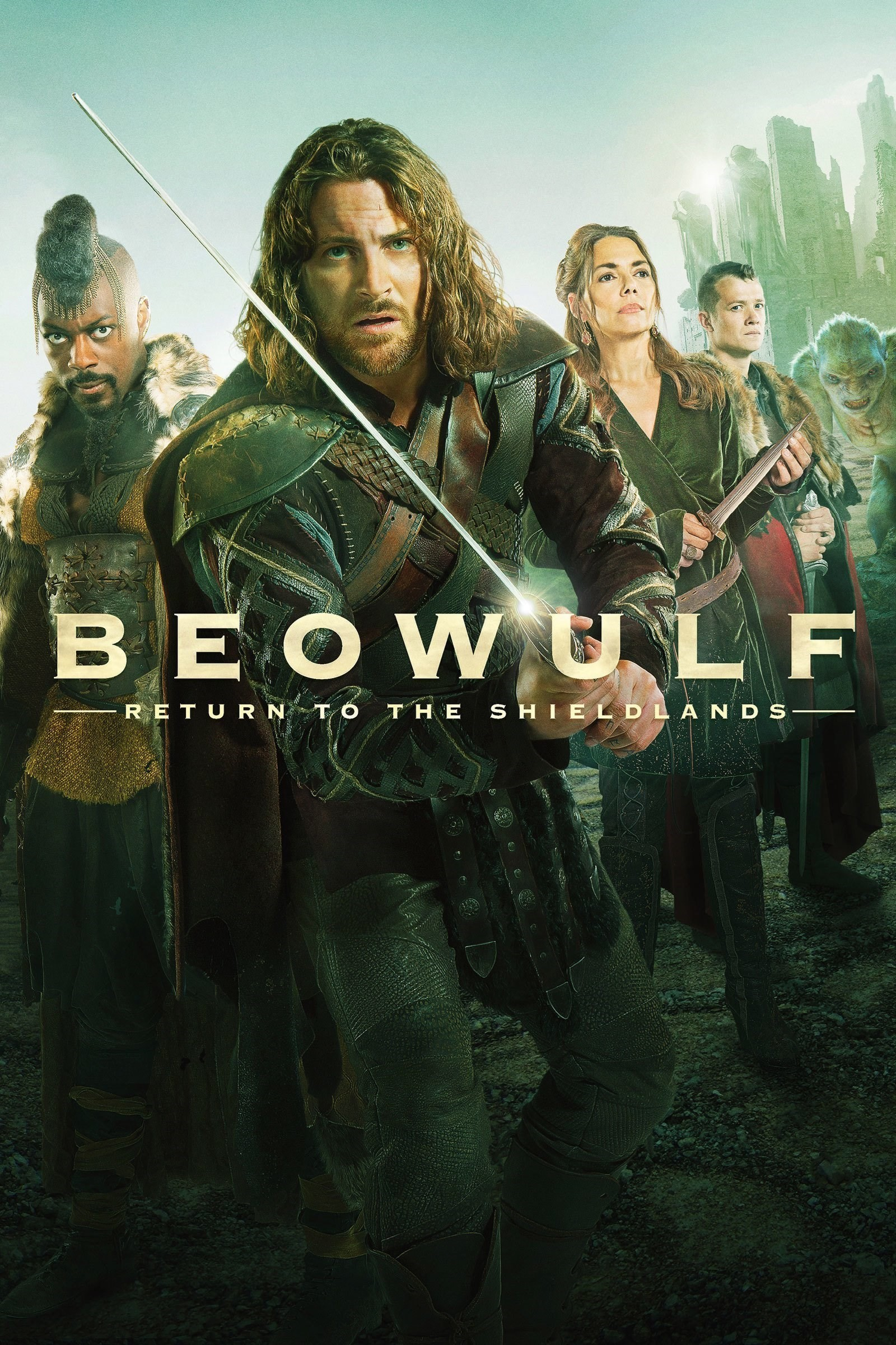 Beowulf: Return to the Shieldlands 7. Bölüm 720p HD-TV TR Altyazılı İndir İzle