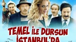 Temel ile Dursun İstanbul'da 2016 Full HD izle