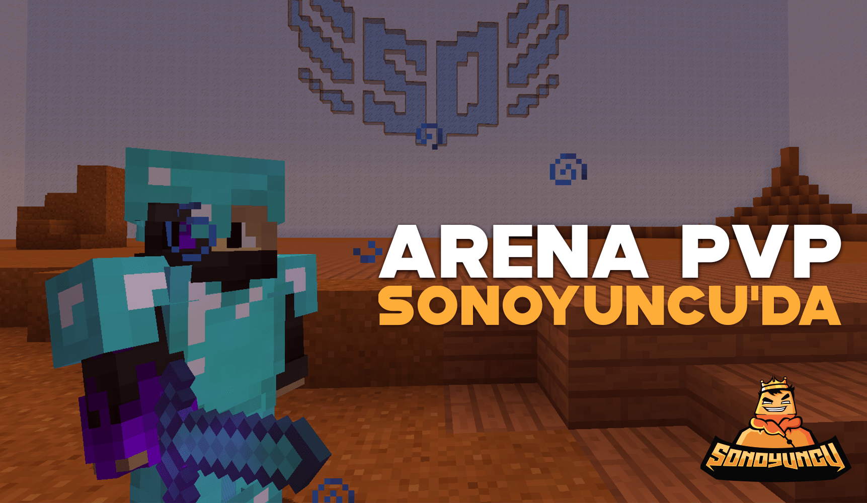 Beklenen Oyun ArenaPVP SonOyuncu'da - Dereceli (Ranked)!