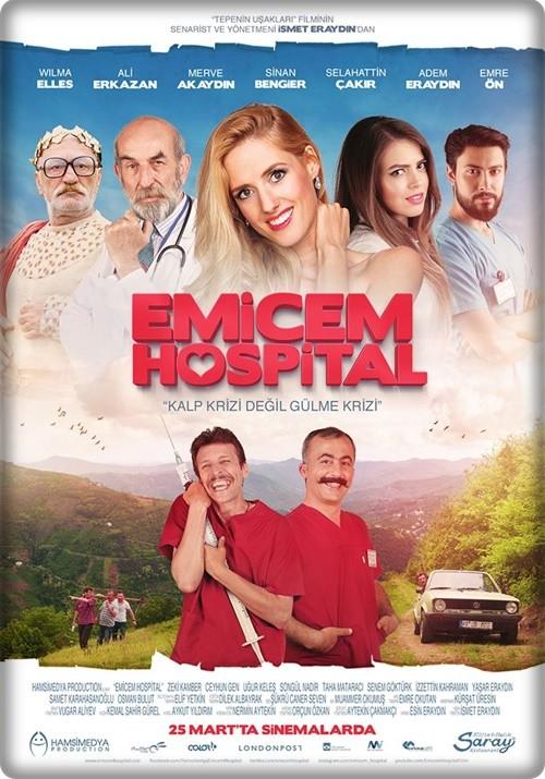 Emicem Hospital 2016 (Yerli Film) WEB-DL XviD