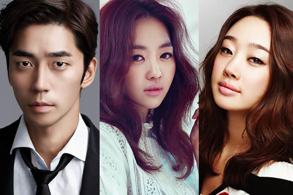 """Shin Sung-Rok, Jang Hee-Jin ve Choi Yeo-Jin """"On the Way to the Airport"""" Dizisinin Kadrosuna Katıldı"""