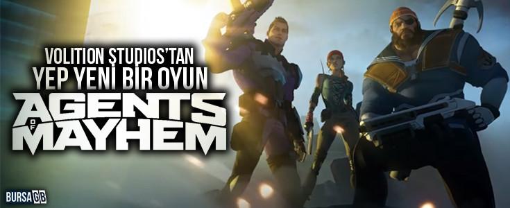 Yepyeni Oyun Agents of Mayhem Geliyor