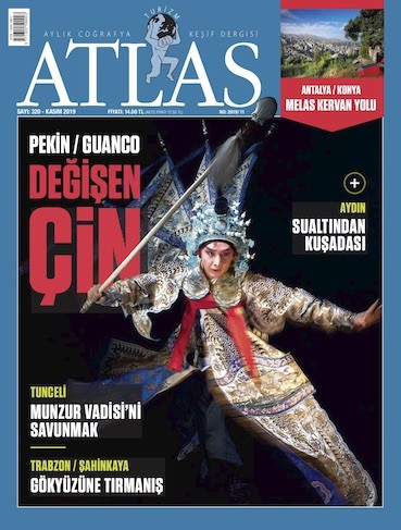 Atlas Kasım 2019
