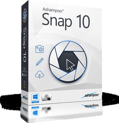 Ashampoo Snap 10.1.0 Final | Katılımsız