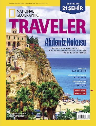 National Geographic Traveler Haziran 2019