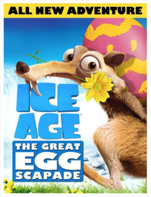 Buz Devri: Büyük Yumurta Scapade - Ice Age: The Great Egg-Scapade (2016) - türkçe altyazılı film indir