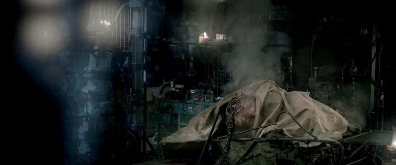 Victor Frankenstein 2015 ( m720p Bluray ) Türkçe Dublaj Tek Link İndir