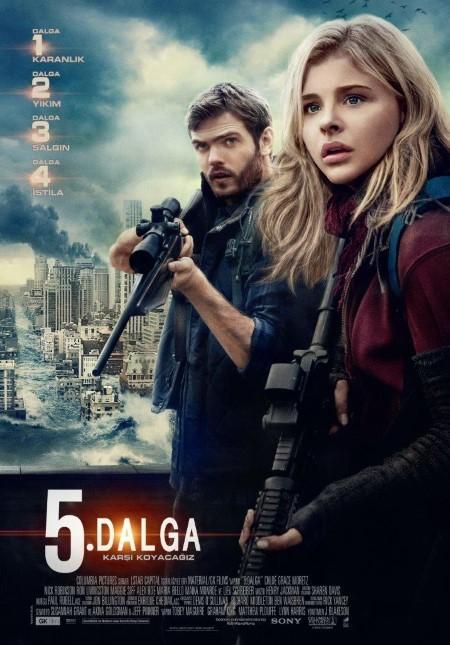 Beşinci Dalga - The 5th Wave (2016) - hd türkçe altyazılı film indir
