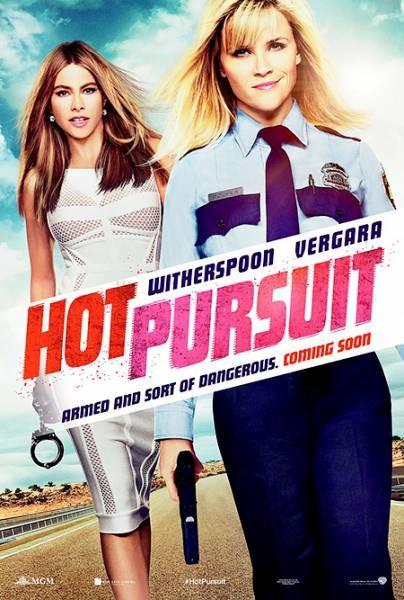 Sıcak Takip - Hot Pursuit (2015) - türkçe dublaj film indir