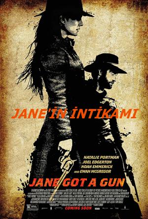 Jane'in İntikamı - Jane Got a Gun | 2016 | BRRip XviD | Türkçe Dublaj - Teklink indir