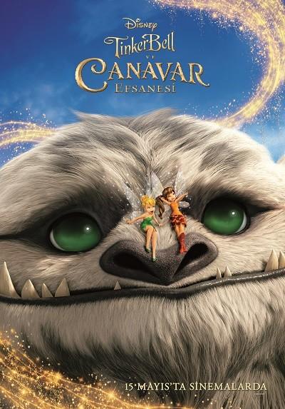 Tinker Bell ve Canavar Efsanesi 2014 ( BRRip XviD ) Türkçe Dublaj - Tek Link