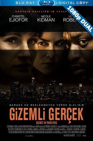 Gizemli Gerçek - Secret in Their Eyes | 2015 | BluRay 1080p x264 | DuaL TR-EN - Teklink indir