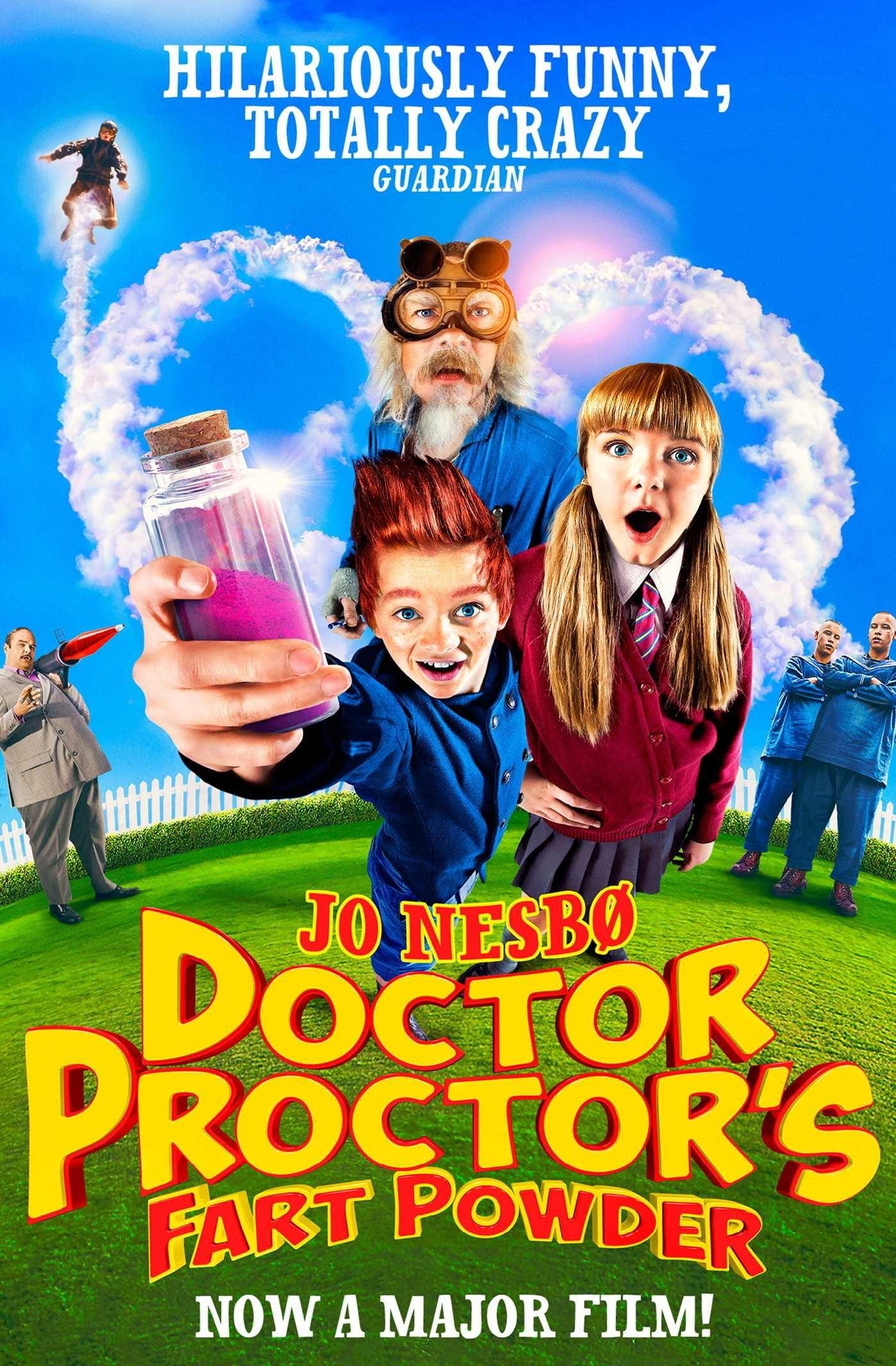 Doktor Proktors prompepulver (2014) - türkçe dublaj film indir