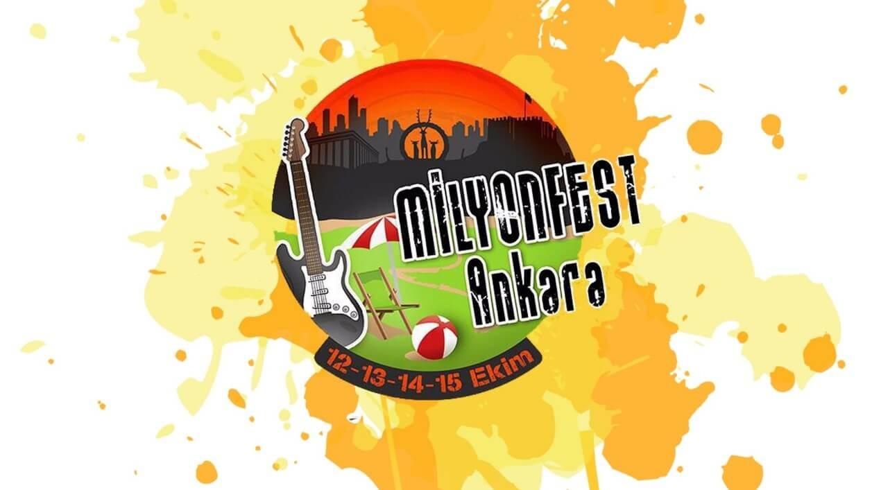 milyonfest ankara etkinliği