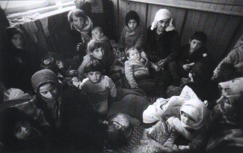Erməni vəhşiliyi haqqında Rus əsgərinin etirafları