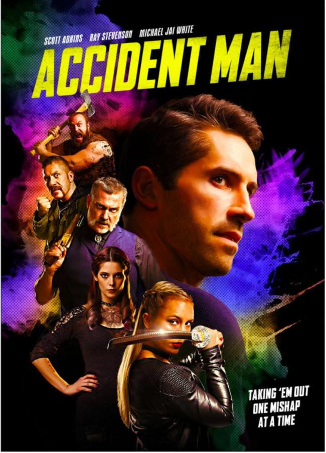 Kaza Adamı - Accident Man (2018) Türkçe Dublaj 720p Torrent indir