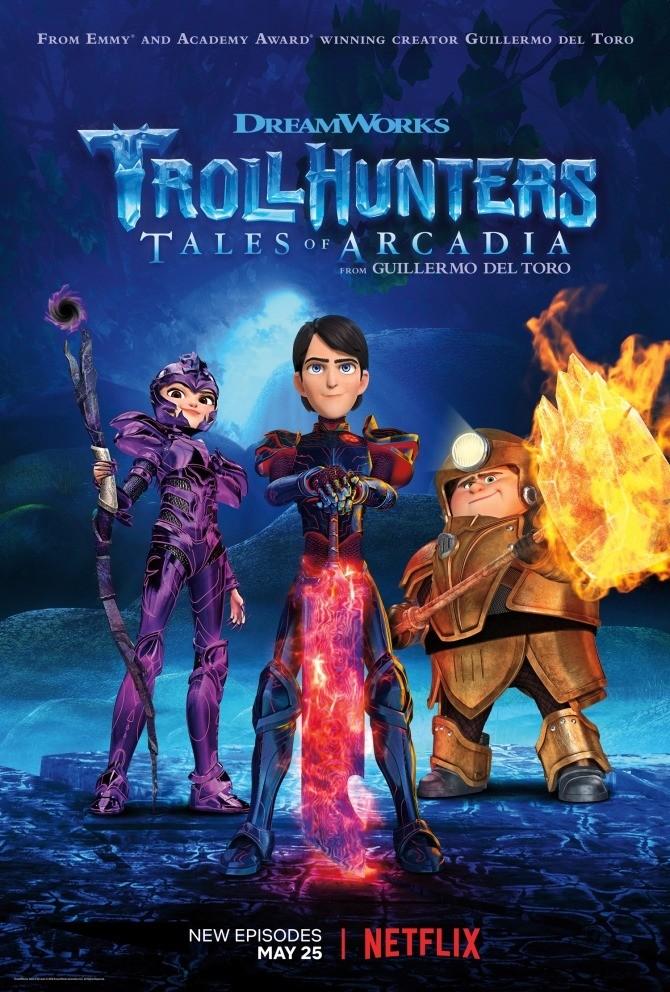 Trol Avcıları – Trollhunters 3.Sezon Türkçe Dublajlı 1080p HD izle