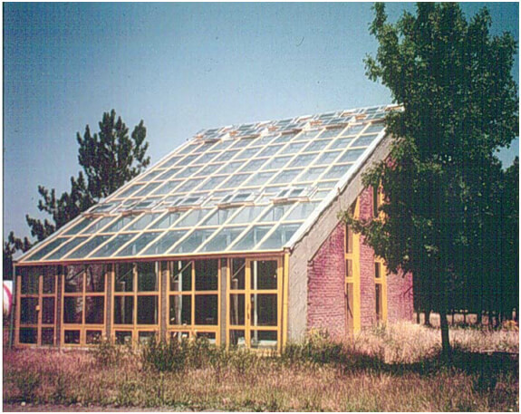 odtü güneş evi