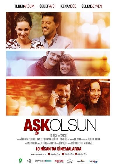 Aşk Olsun 2015 (DVDRip XviD) Tek Link Film indir