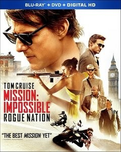Görevimiz Tehlike 5 - Mission Impossible - Rogue Nation 2015 BluRay 720p DuaL TR-ENG