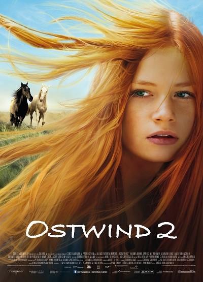 Kasırga 2 – Ostwind 2 2015 (Türkçe Dublaj) HDRip XviD