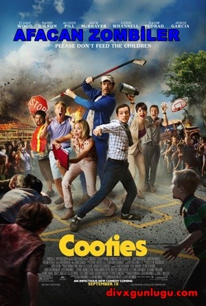 Afacan Zombiler – Cooties 2014 BRRip XviD Türkçe Dublaj – Tek Link