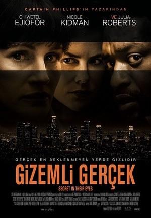 Gizemli Gerçek - Secret in Their Eyes | 2015 | BRRip XviD | Türkçe Dublaj - Teklink indir