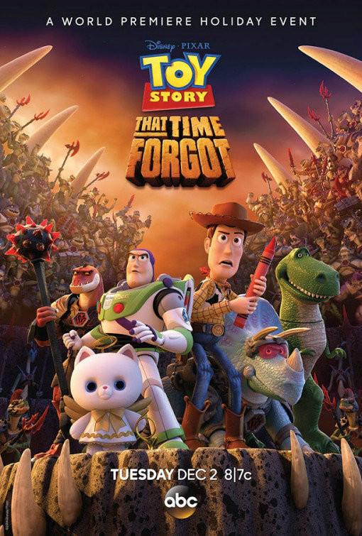 Zamanın Unuttuğu Oyuncak Hikayesi - Toy Story That Time Forgot (2014) - türkçe dublaj animasyon indir