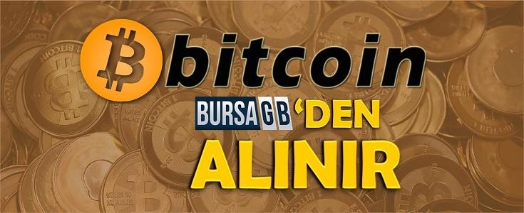 Bitcoin BursaGB 'den Alınır