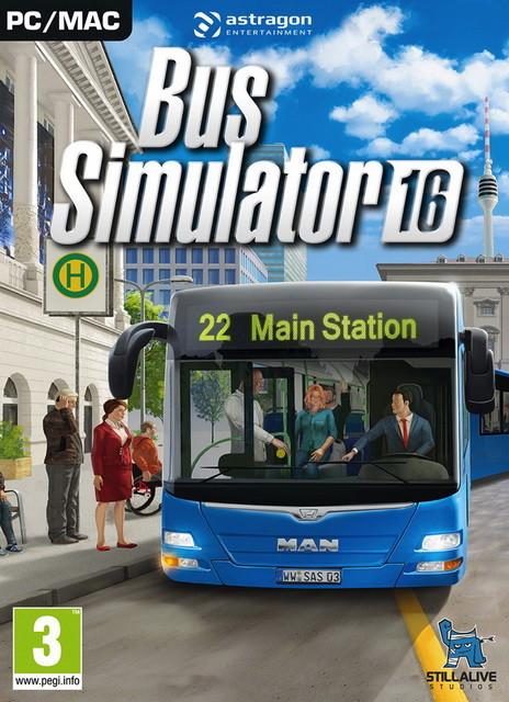 Bus Simulator 16-HI2U