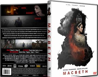 Macbeth | 2015 | DVD-5 | DuaL TR-EN - Teklink indir