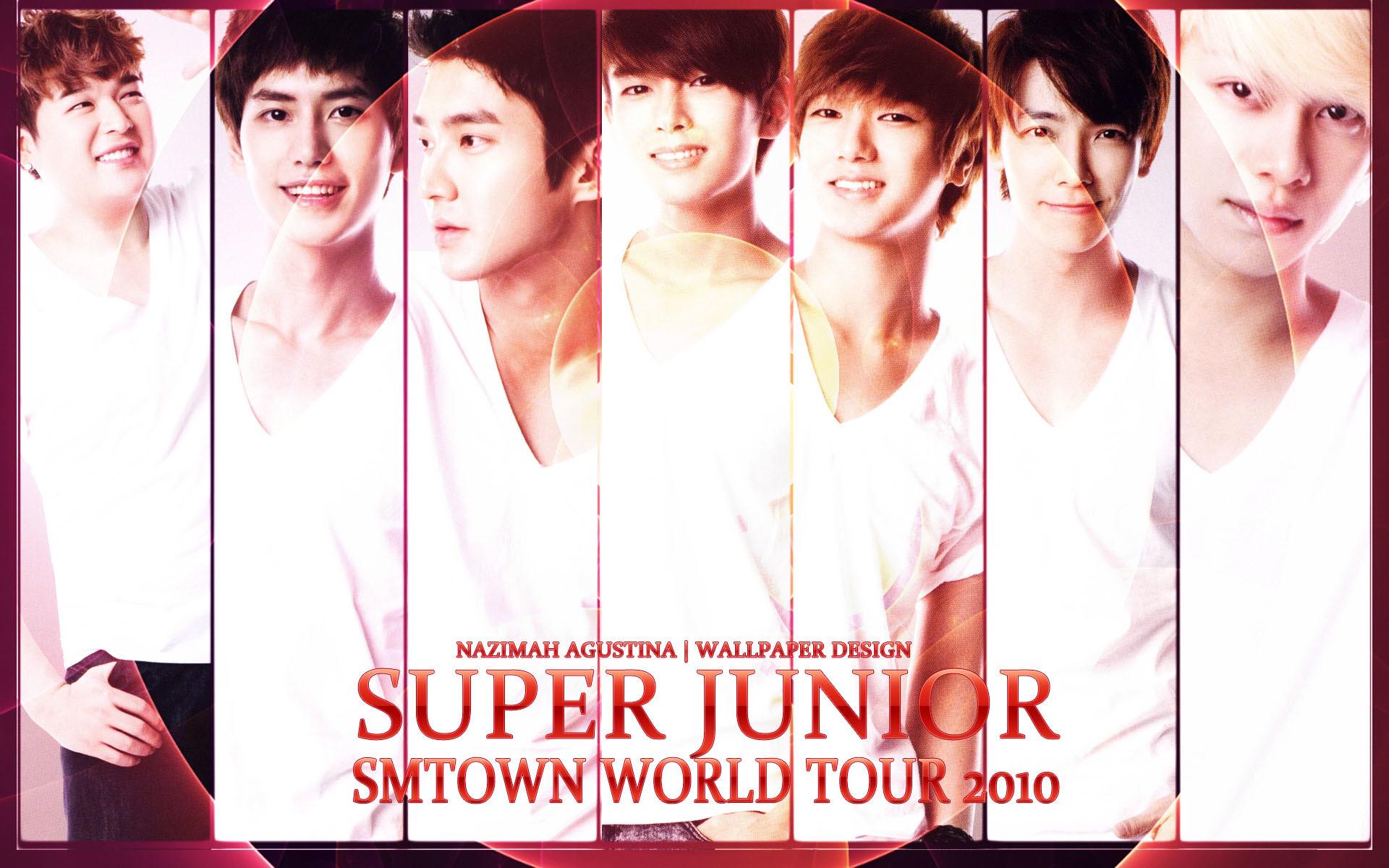 Super Junior Wallpapers 5D4O5j