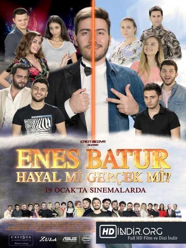 Enes Batur Hayal Mi Gerçek Mi? (2018) Yerli Film HD İndir