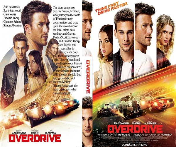 Bas Gaza - Overdrive 2017 (DvD-5) DuaL TR-ENG - HDT