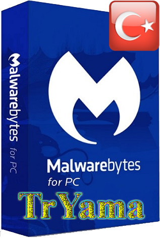 Malwarebytes Anti-Malware v3.4.5 Türkçe Yama