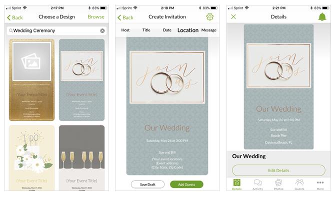 online düğün davetiyesi