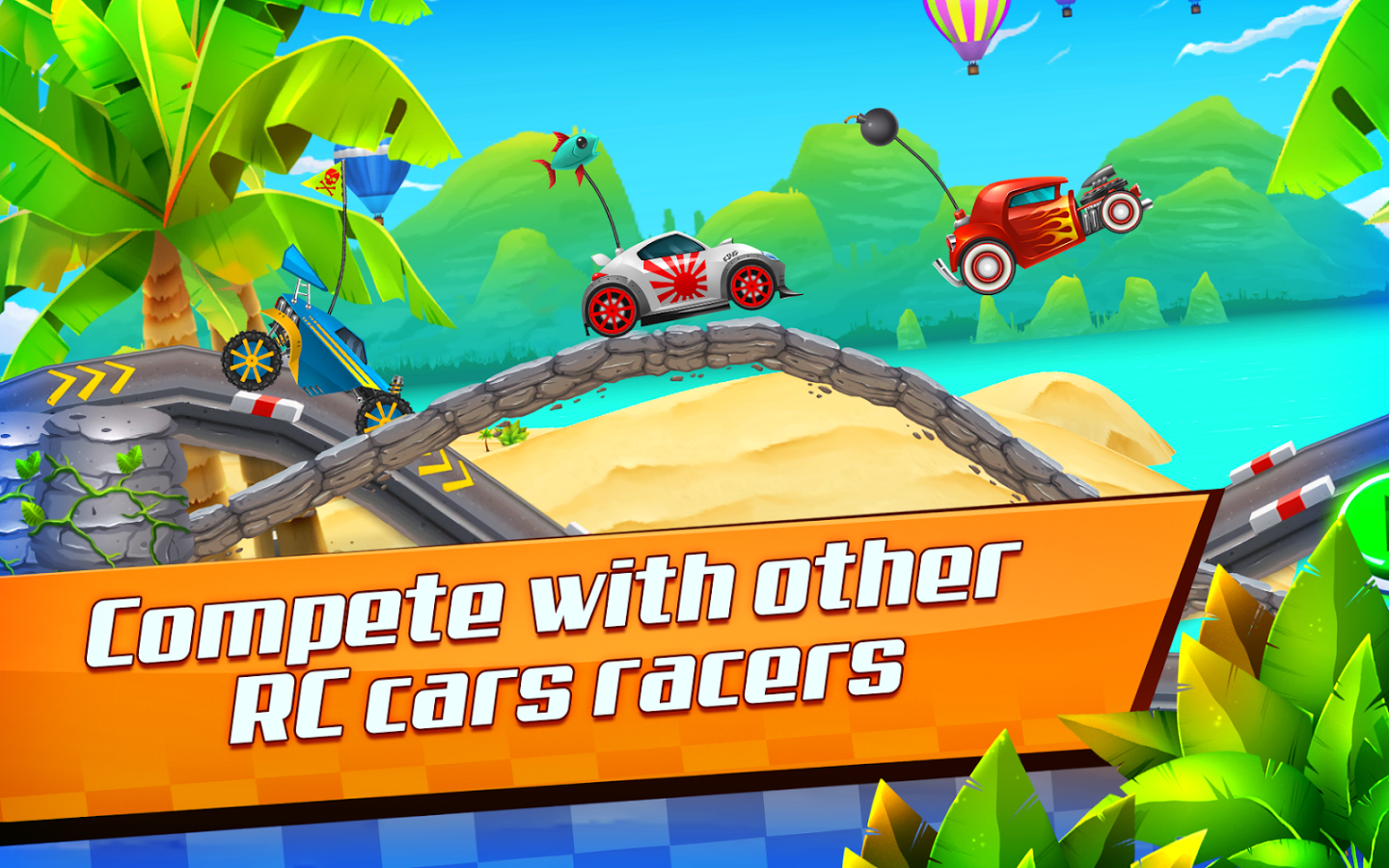 RC Toy Cars Race Apk Mod
