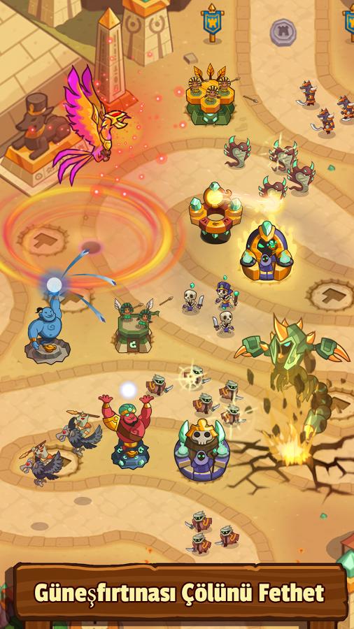 Realm Defense: Hero Legends TD Apk