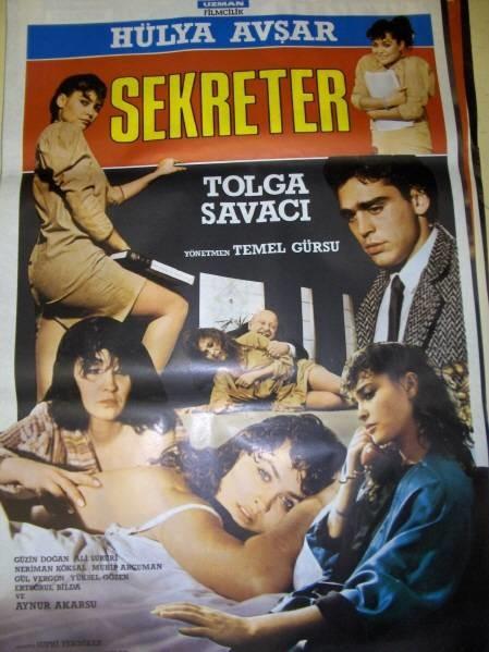 [+18] Sekreter (1985) Yerli Film İndir (Resterasyonlu)