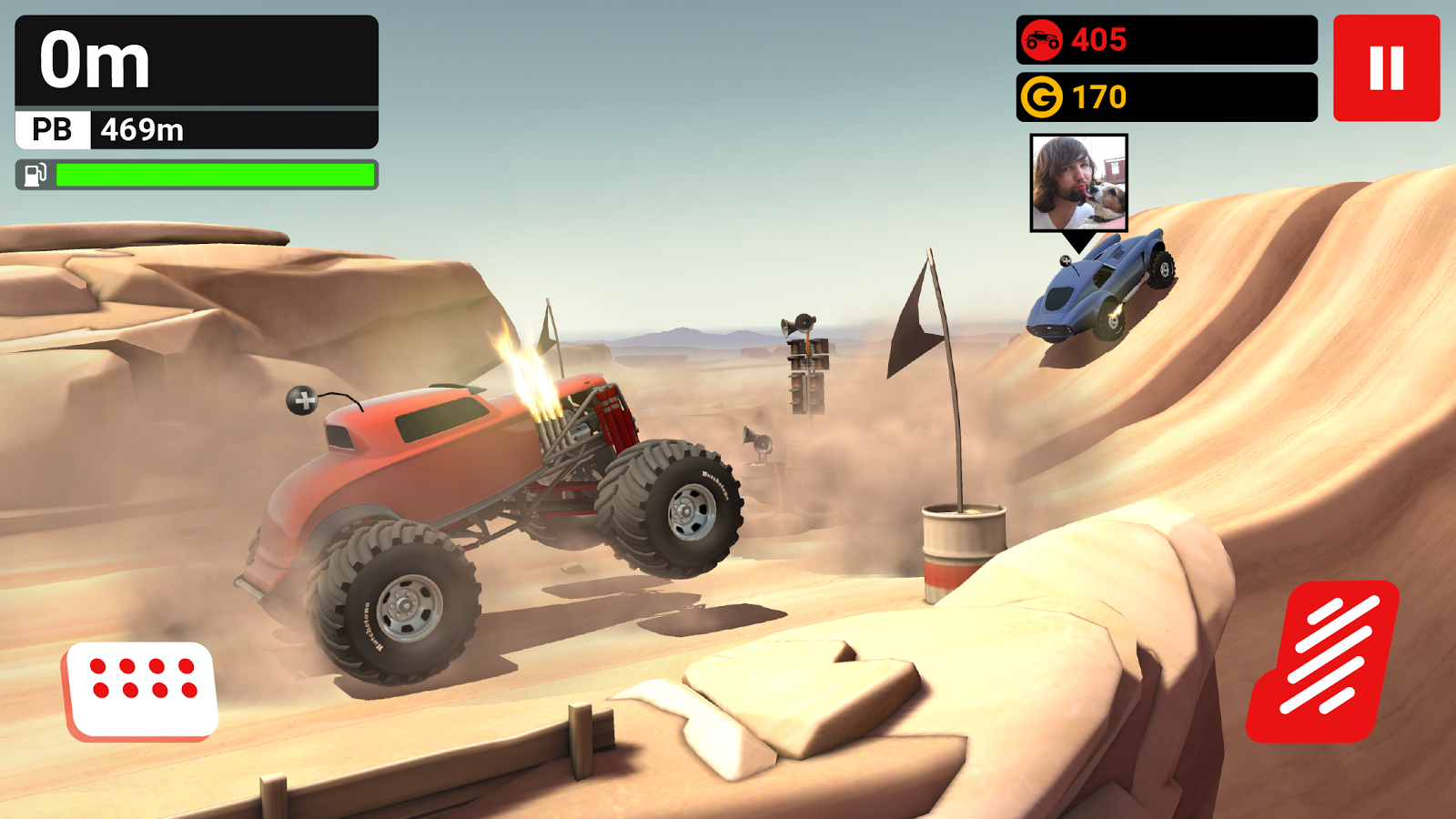 MMX Hill Dash Apk Mod