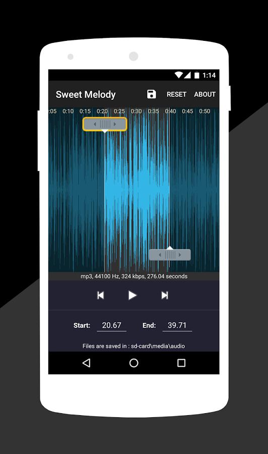 Music Player (free) - MP3 Cutter & Ringtone Maker Apk İndir
