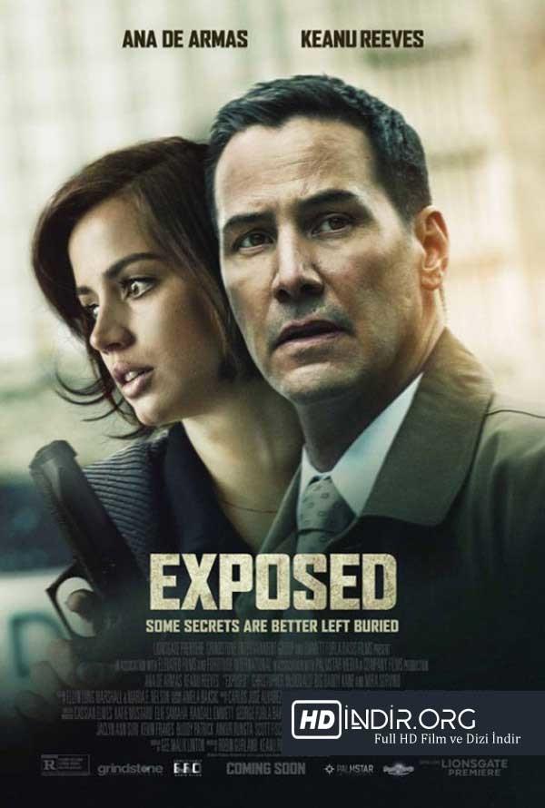 Dedektif Galban - Exposed (2016) Türkçe Dublaj HD film indir