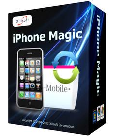 Xilisoft iPhone Magic Platinum 5.7.20 Full İndir