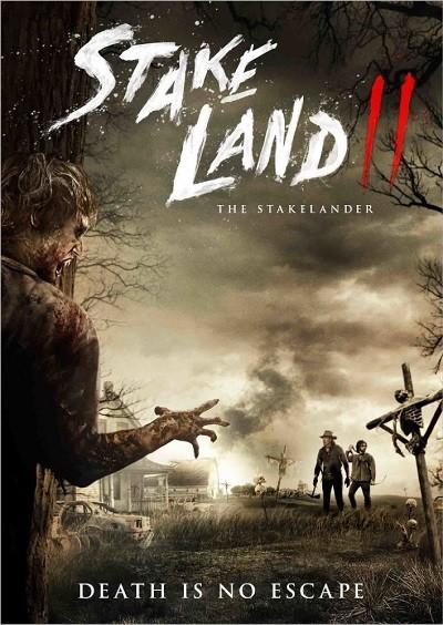 Vampir Cehennemi: İstila – Stake Land 2 2016 (BRRip – m1080p) Türkçe Dublaj indir
