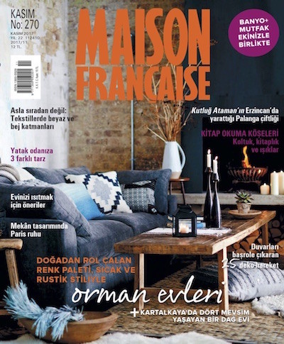 Maison Française Kasım 2017