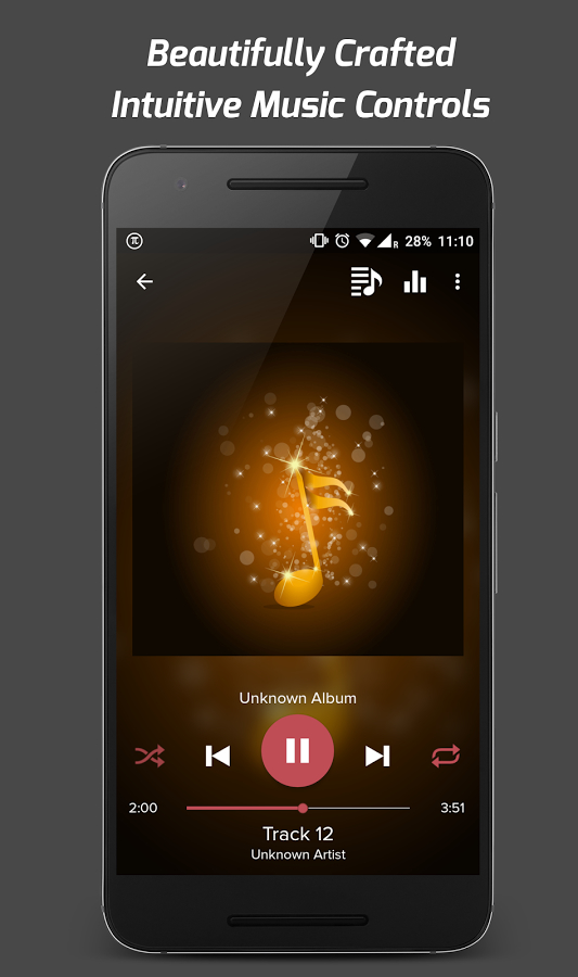 Pi Music Player Android